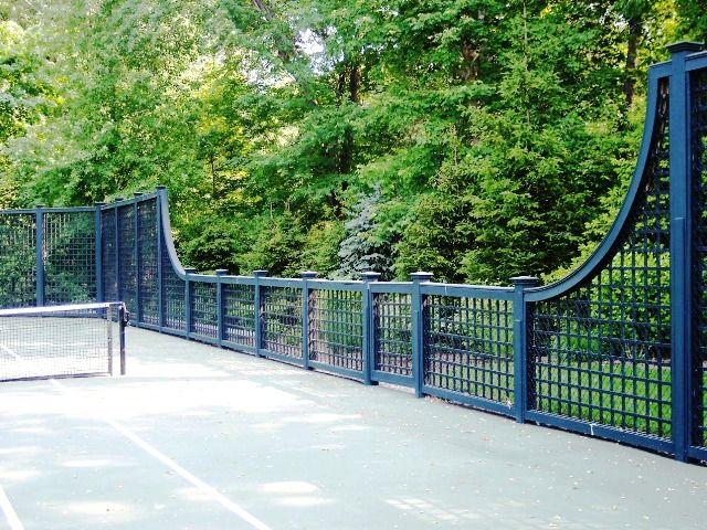 Best 25 Backyard Tennis Court Ideas On Pinterest Tennis