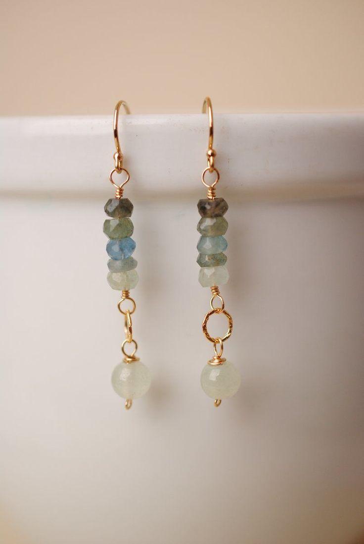 Anne Vaughan Designs - Irish Blessing Simple Dangle Earrings, $35.00 (https://www.annevaughandesigns.com/irish-blessing-simple-dangle-earrings-for-women/)