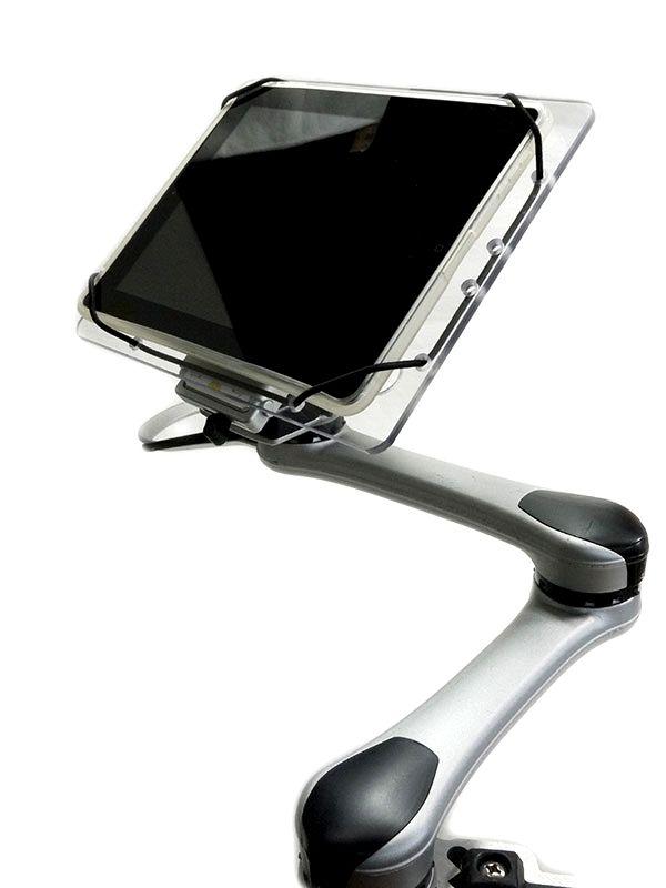 iPad wheelchair mount