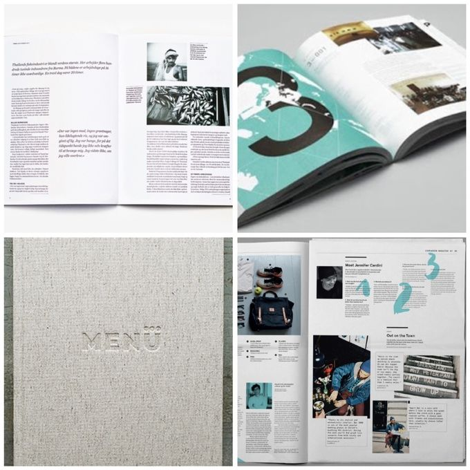 """Art Book """"mood board"""" for how it will look, including embossed hardcover."""