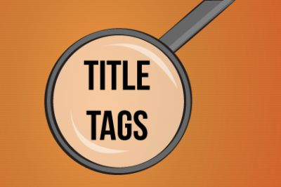 It's Time to Give Your Title Tags a Spring Clean (or an Autumn Makeover) SEO, Google, magnifying glass