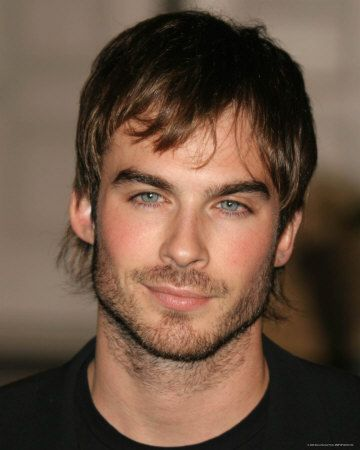 Ian Somerhalder: The Vampires Diaries, Christian Grey, Red Hair, Dreams Men, 50 Shades, Long Hair, This Men, Ian Somerhalder, Green Eye