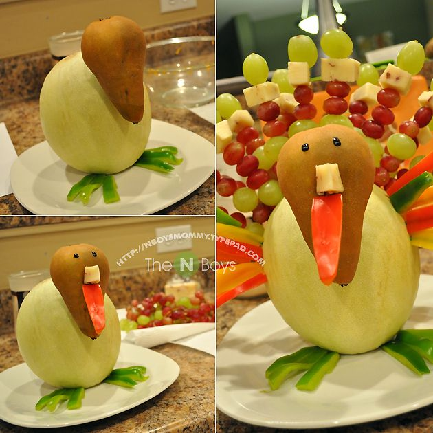 Best fruit turkey ideas on pinterest
