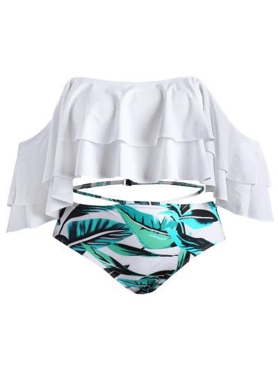 GET $50 NOW   Join Zaful: Get YOUR $50 NOW!https://m.zaful.com/leaf-print-off-the-shoulder-plus-size-bikini-set-p_379546.html?seid=21grpvp1trl0a4b3obft1h71b4zf379546