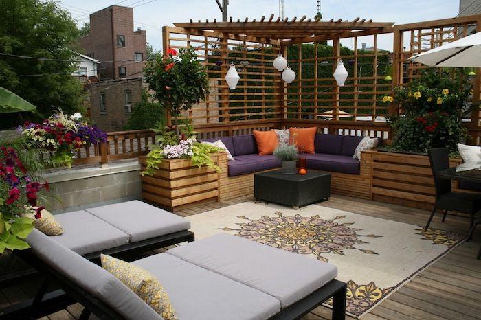 1001 Idees Top Pour Reussir Votre Amenagement Terrasse