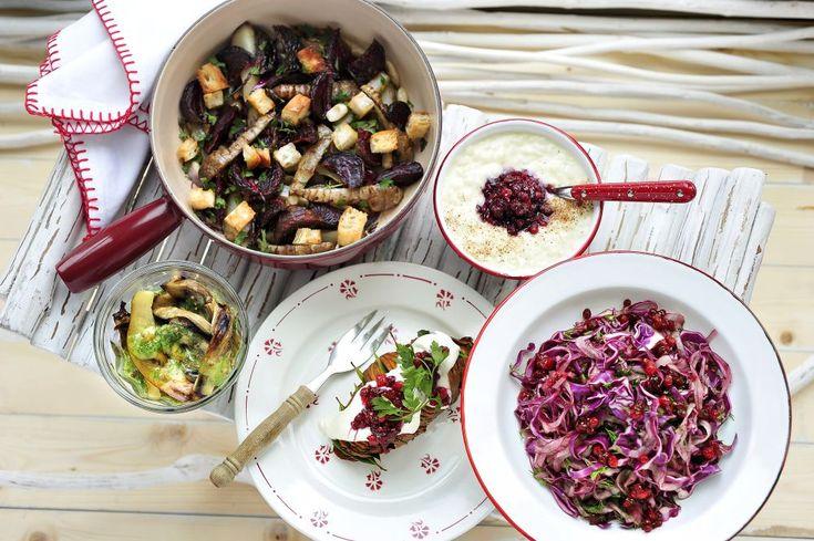 Nordic Kerstspecial #vegan #recepten