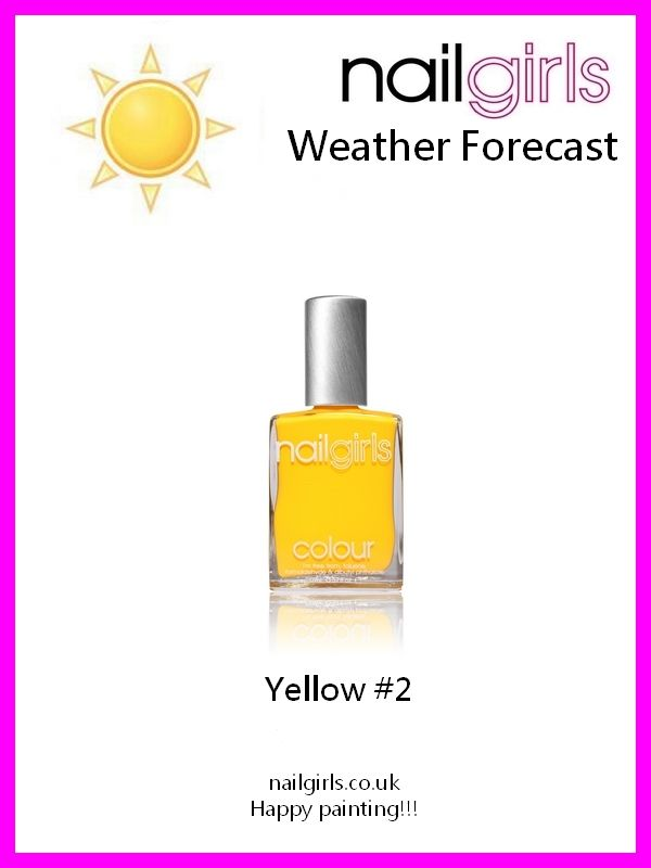 Its a hot one today.  I'm wearing yellow #2. What are you wearing?