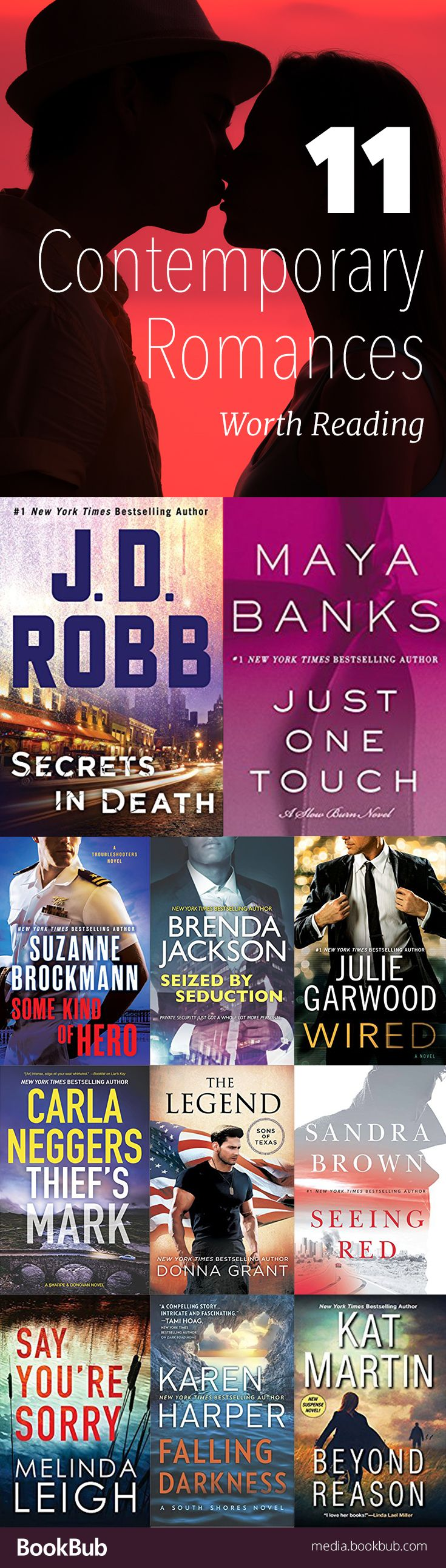 11 Heartpounding Romantic Thrillers To Read This Summer