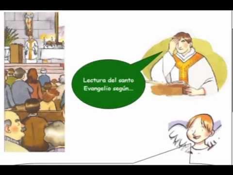 LA MISA EXPLICADA PARA NIÑOS. Mirar todas las entradas correspondientes a la categoría eucaristía