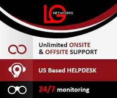 LG Networks provides IT support along with managed network services for a simple, flat rate. We complete everything the full-time, in-house IT employee would do with regard to less. http://www.lgnetworksinc.com/fort-lauderdale