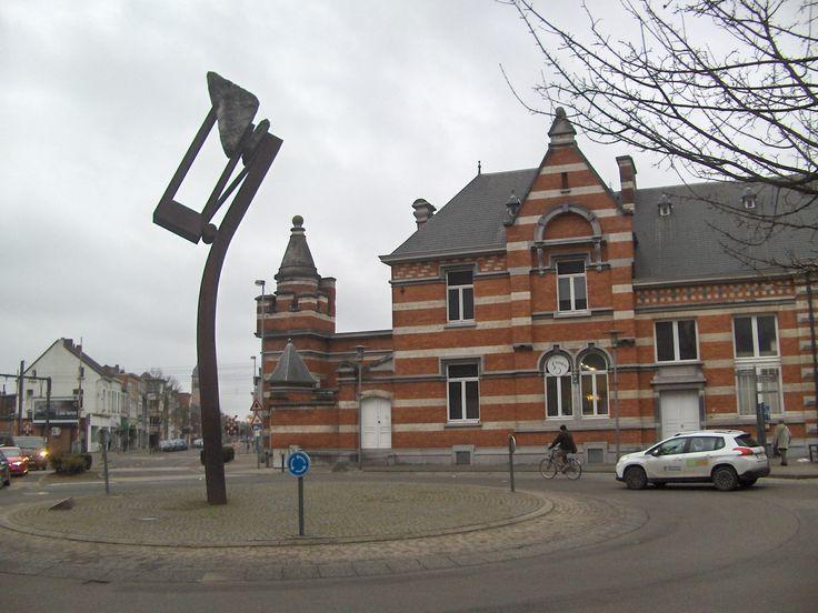 Station Turnhout Belgium