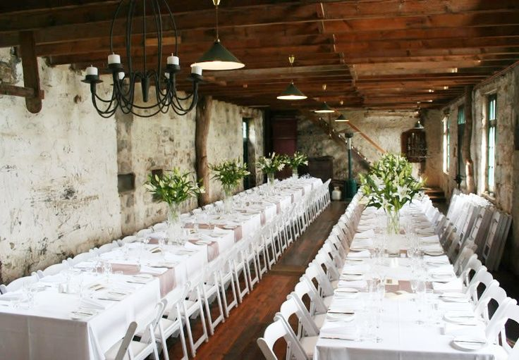 Looking for a venue to suit a rustic themed wedding? We have the perfect romantic heritage home for you! This impressive house is surrounded by gardens, nature and a secluded court yard, creating a charming atmosphere. For more information, check out our website.