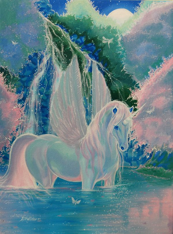 Unicorns And Fairies Real 456 best images...