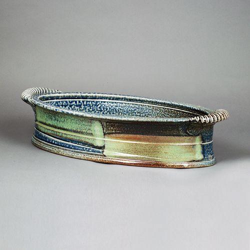 JANE HAMLYN AR    Large oval Dish
