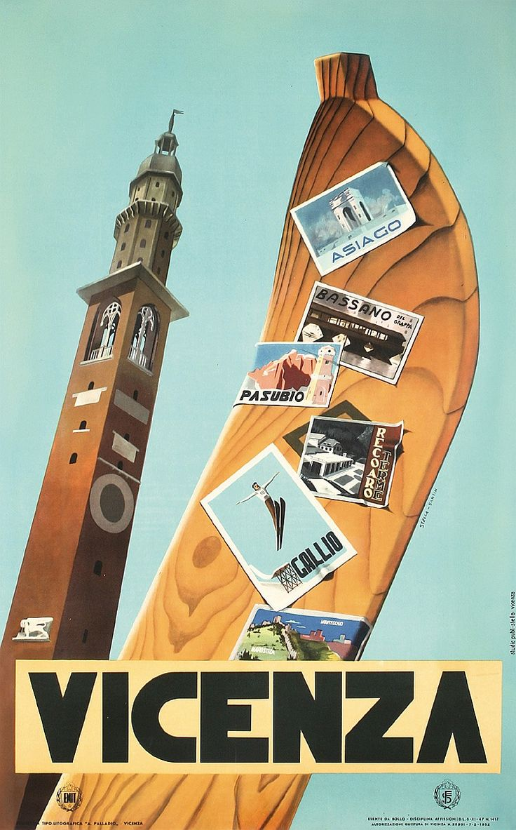13 best Vintage Italian Posters images on Pinterest | Classic ...
