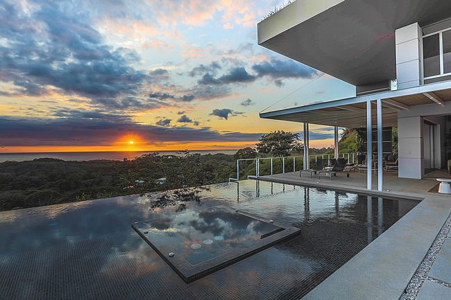 Come and experience a life of luxury, bliss and harmony at the most scenic places in Costa Rica. Breathtaking wildlife, unspoiled beaches, magnificent ocean views and rugged terrain will take you away from the noise, stress, and distractions of daily life, making all your desires come true.  http://www.previewstay.com/DevelopmentProperty.aspx/Kalia-Modern-Eco-Living_9281  #vacationhomes #leisure #travel #vacationrental #mustseeplaces #realestateforsale  #home #beaches #tropical…