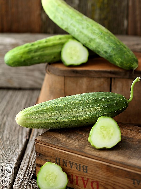 Parisian Pickle Cucumber Seeds - Sustainable Seed Co.