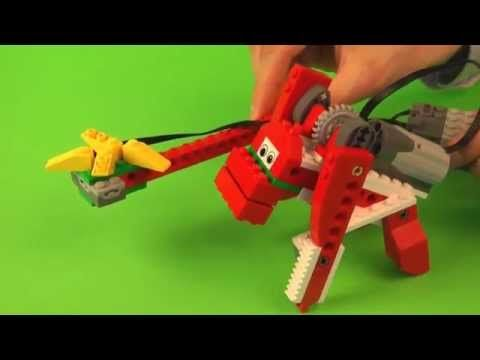 Gorilla - LEGO WeDo - YouTube