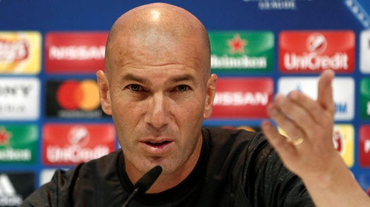 Champions League final: Real Madrid roster includes Bale and Zidane's son Enzo