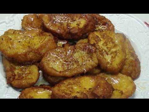 TORRIJAS DE ANIS (SWEET BREAD)