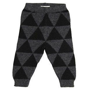 Noch Mini Triangle Knit Pant