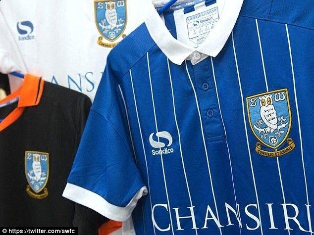 Win Sheffield Wednesday Signed Shirt