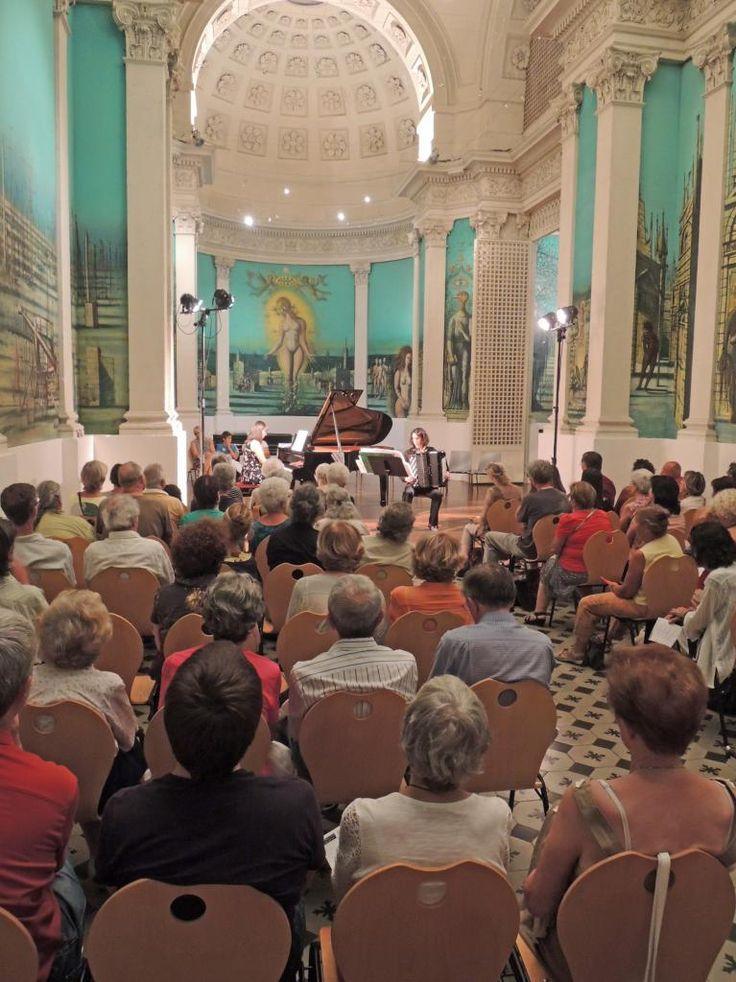 Fondation Carzou, Rencontres Giono, Manosque (04)