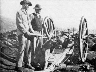 "Creusot 75mm Field Gun (Minifigs 14CA), predecessor of WWI French ""75"". Another example is here: http://4.bp.blogspot.com/-ovAVtPtO0Qo/UJ1BPtMHtlI/AAAAAAAAASw/lohrdsdmRcM/s1600/IMG_0837.JPG"