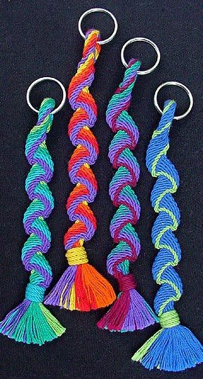 Ply-Split Waves Braid | Linda Hendrickson