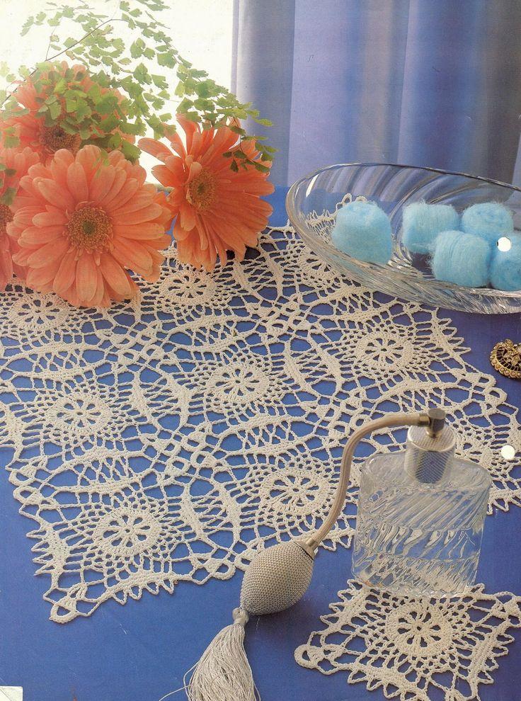 Kira scheme crochet: Scheme crochet no. 184