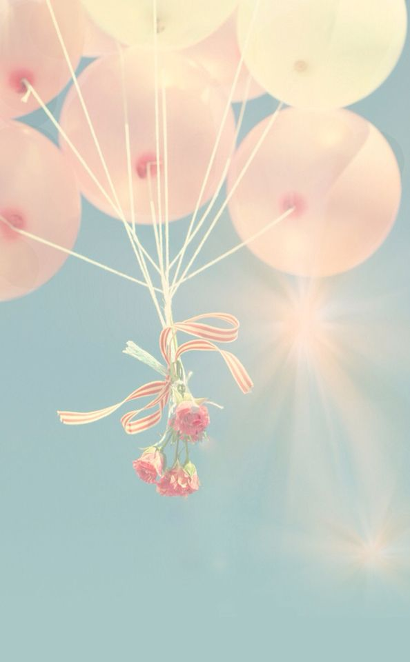 Ballon wallpaper  Fron Line Deco app