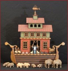 Noah's Ark folkart