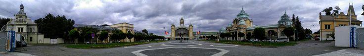 Vysteviste Exhibition Centre and Event Area, Holesovice, Prague7