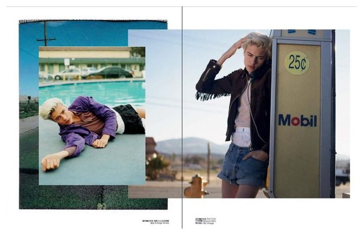 Lucky Blue Smith Embraces Campy Looks for GQ Style China Shoot