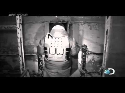 A la caza de fantasmas Discovery Channel - Reformatorio Mansfield - YouTube