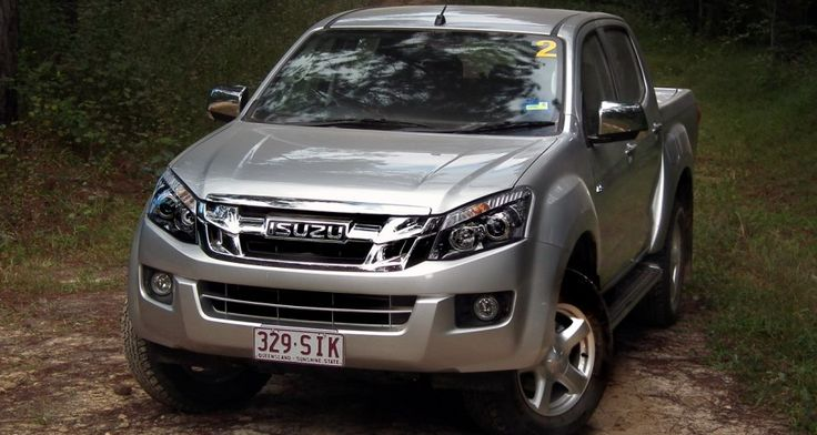2012 Isuzu D-Max Review | LS-U And SX Crew-Cab And Space Cab Ute
