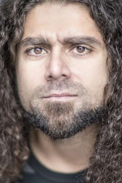 Claudio Sanchez, from the greatest band ever, Coheed and Cambria
