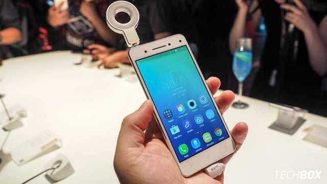 Official Launch Lenovo Vibe S1 With Dual Camera Selfie