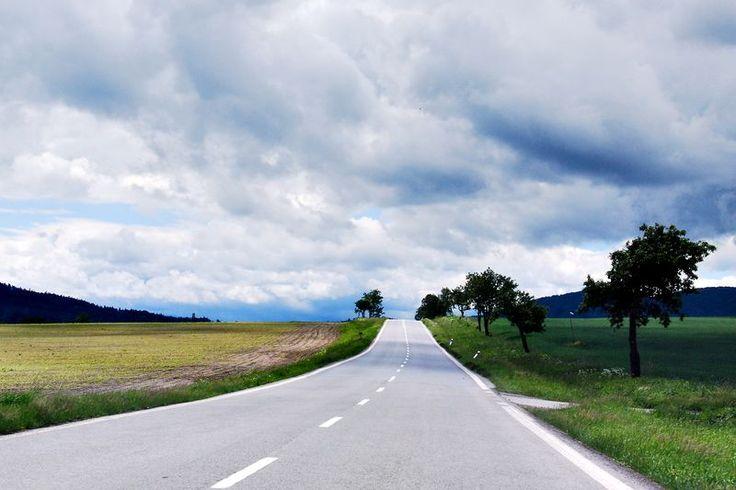 W drodze do... Bardejowa na Słowacji. - What a mess!