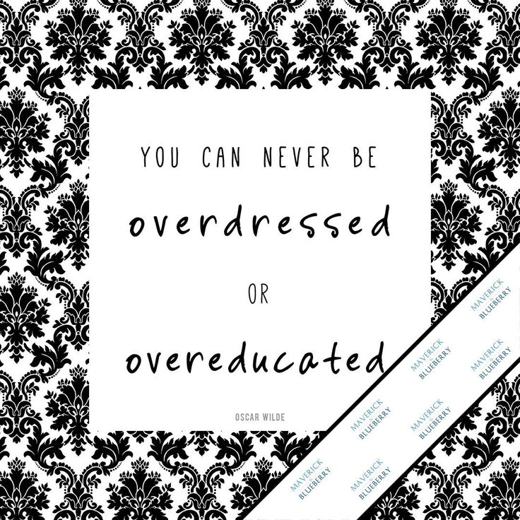 C004: Overdressed & Overeducated?