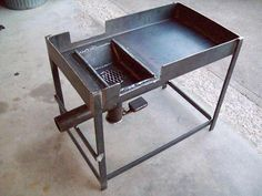 Tabletop Coal Forge