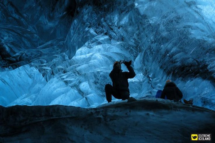 Enjoy an Ice Cave, visit the Jokulsarlon ice lagoon and the black sand beach, Reynisfjara and go northern light hunting in this guided sightseeing and hiking journey with Tourboks.