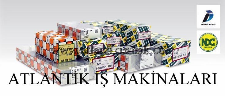 YANMAR Motor Yedek Parçaları Yanmar ANA YATAK YM729900-02801 YM129900-02341 YM129900-02800 YM123900-02800