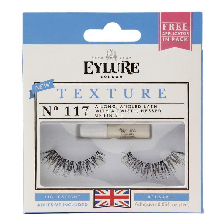 Eylure Lash Set 1 pair Texture, No 117 | Walgreens