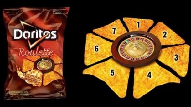 Will you get the spicy one?! Frito-Lay harnesses Twitter's video streaming platform for Doritos Roulette launch