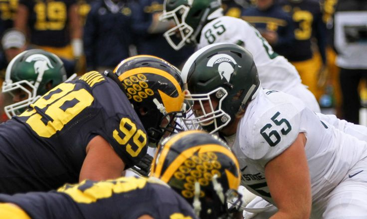 Michigan-MSU: Spartans legend Amp Campbell talks DBs, Karan Higdon = There are few, if any at all, who have viewed — while on the roster — the Michigan vs. Michigan State rivalry more often than former Spartans defensive back Amp Campbell.  He had six of them during his career in.....