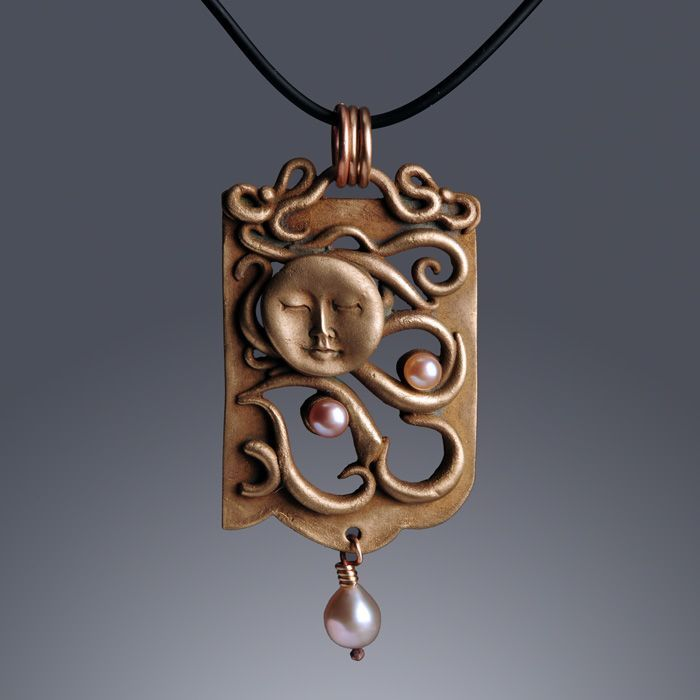 Metal clay jewellery on Pinterest | Metal Clay, Silver Jewellery ...