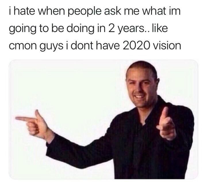 2020 Vision Work Quotes Funny Memes Work Humor
