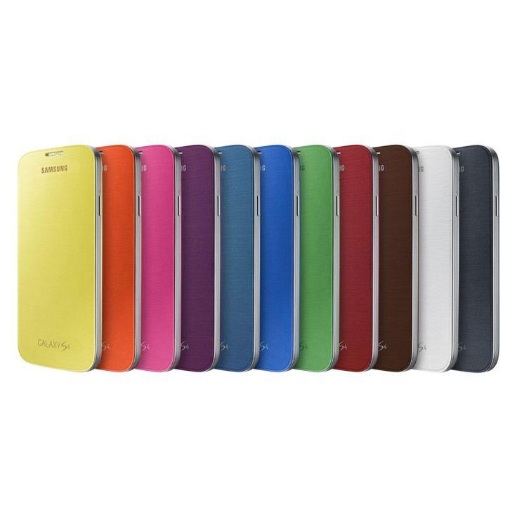 Samsung Galaxy SIV Flip Cover, Etui z klapką do GALAXY S4