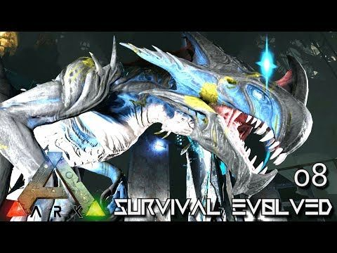 YouTube | Dragon | Survival, Ark, Level up